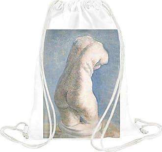 Painting Younique Of Statue Bag 2 Van Drawstring Plaster Torso Female Gogh ppH0xA