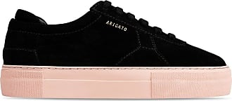 Suede Sneaker Arigato Platform Axel Leather Black n7xfWAWwTv