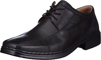 Eu De Seibel 50 Negro Maurice Hombre Zapatos Gmbh Josef Derby Cordones Schuhfabrik Para X7dZXq