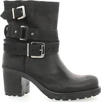 Boots Pao Cuir Cuir Boots Nubuck Pao Nubuck E5fPSxqw