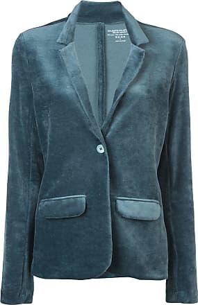 Majestic Bleu Filatures Buttoned Classic Blazer gv0grOS