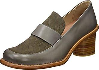 Cerrada Mujer Eu De Tacón Vesubio S567 Zapatos Para Neosens Con Punta Vetiver debina Gris Restored 36 7vwaCZq