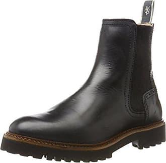 36 black Chelsea O'polo Flat Boots 70814235001108 Marc Schwarz Femme Heel Eu tz8Wwtq