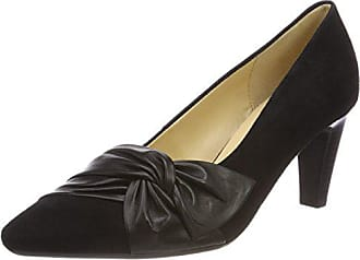 schwarz Mujer Basic Negro Zapatos Gabor Para Eu 39 De Tacón Fq0xf1TX1w