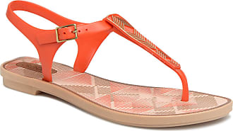 Voor Ii Dames Sandal Oranje Grendha Sandalen Romantic xan1IA0