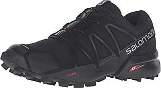 Noir Salomon Speedcross De 36 2 Running black black 3 Femme 4 Taille Chaussures Trail black Metallic rq0HwpBqx