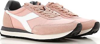 36 5 5 Sneaker Diadora 38 Sablonneux 36 38 37 41 39 Femme Rose 40 Nylon 2017 gYwHq