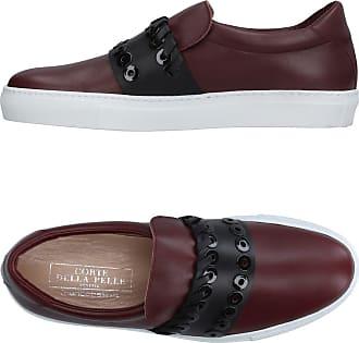 Corte By Pelle Tennis Chaussures Sneakers Franco Basses La Ballin Della amp; HOq4n7
