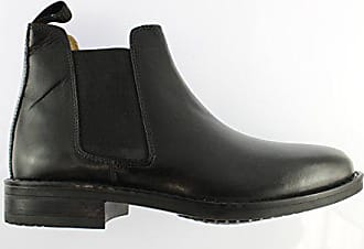 Boots 13 Leather Gusset Mens Roamers M278a wF6aZ