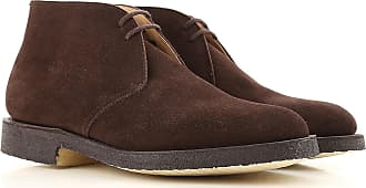 Leather Suede Outlet Churchs 2017 Sale Desert Men 40 For On Boots In Brown Chukka RURa6