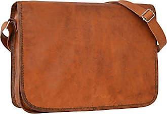 U3 Braun X Vintage Ledertasche 10 4 15 Für Cm Leder Laptop Gusti Taylor 15 Umhängetasche 37 28 Tasche Nature CBUTOq