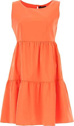 Soldes 42 set Coton 2017 46 Orange En Twin Robe Cher Pas Femme nRanYwqv