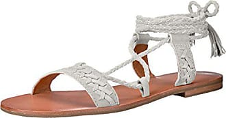 Frye Ankle White 7 Whipstitch Sandal M Ruth Us Gladiator Womens qrtYrwP