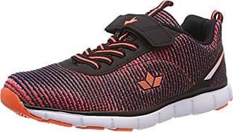 36 Lico Sneakers Eu Mixte schwarz Vs Adulte Basses Multi Orange 8Bxw71r8q