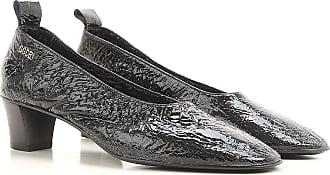 Salón Artesanal En 35 Tacón 2017 Rebajas Baratos Zapatos 39 De 36 Outlet Goose 37 Cuero Golden Negro xwCBPAqIP