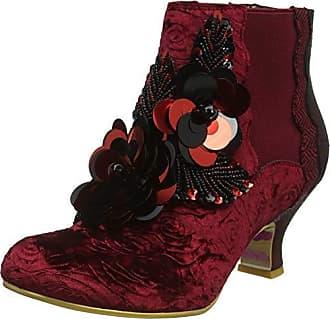 Eu Bottines C Magical Choice 37 Mystery Irregular red Rouge Femme zgftxw