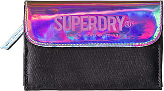 Superdry Damen irridescent In Geldbeutel Navy 8xq08rTC