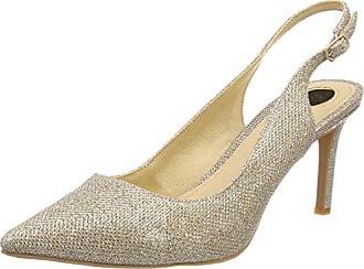 Glitter Or Buffalo 40 Femme Escarpins 117 H733c Eu 01 gold P1855d xBBqw7YRt