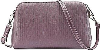 Kuriertasche Pu Handtasche Personalisierte Frau onesize Schulter Gkkxue purple w7TqpvR