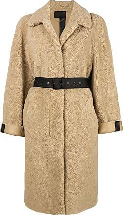 Coat Tons Prada Coat Prada Belted Coat Belted Tons Prada Neutres Belted Neutres Tons gdOUqqxwf1