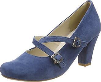 Eu Fermé Bleu Bout jeans 3004511 41 Femme 274 Escarpins Hirschkogel wSBqzax