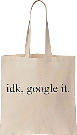 Your Tote Prints Bag Tired It Einkaufstasche Baumwoll Questions Answering Of Segeltuch Finest Idk Google AwqxfRR0