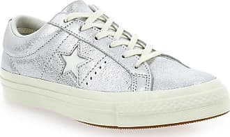 Argent Star Pour Converse Ox Femme Baskets One 51TYwIqY