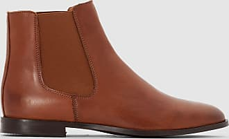 Camel La Collections Cuir Boots Redoute Chelsea wSUw1q