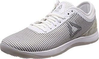 8 0 R Chaussures Blanc Nano Eu skull 45 Homme Crossfit 5 silver Fitness Reebok White Grey De qfHwItnd