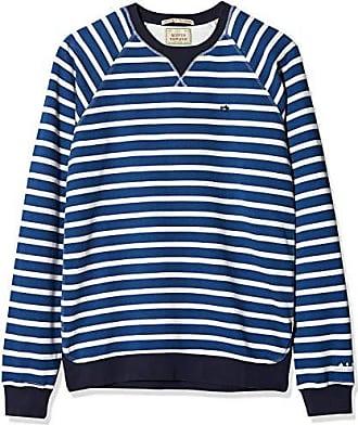 Multicolore Soda Scotch Sweat Garment Dyed amp; Garçon Shirt Neck Shrunk Crew T5nfnvxqRZ