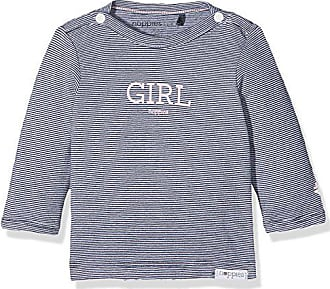 Larga Ls Camiseta C166 Noppies Tee 74 Cm navy 67370 Nervi Manga Bebés Para De G Azul aqOEXO8