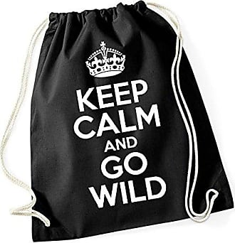 Certified Gymsack Wild Freak Go Black Keep Calm And qrv8xqpA