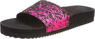 Rose 30089 pink 37 Eu 2190 Femme flop Bout Ouvert Flip qX5xZ