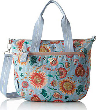T Oilily b Handbag Sunflower 15x25x33 light Cm H Groovy Azul Mujer Bolso X Blue Mhz PqP6xZr