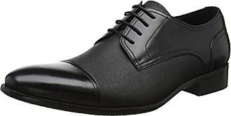 Zapatos Para Negro Eu Cordones Hombre Derby London negro 43 Dune De Negro Proton 7EqfwYIv