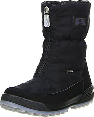 Farbe schwarz camouflage Damen Größe 39 Snowboots Vista Schwarz Winterstiefel nw0AZxgwqz
