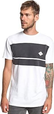 T Attack Quiksilver shirt Black Arial mOPvnw0y8N