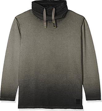 Larga Grey 802 15 Xxxl Manga 6331 9581 Camiseta Para Hombre De Gris oliver vulcano S 31 8BqfO