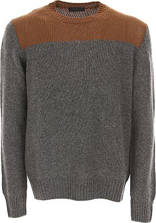 Men 2017 Prada Jumper Sale Xxl Sweater Grey Outlet For On Cashmere In vvqEa