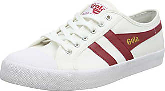 Coaster navy Homme 43 Blanc White red Eu Xr Baskets Gola gOxawg