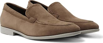 Light Canali Suede Loafers Brown Loafers Light Canali Brown Suede q0zvwp