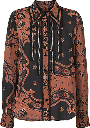 Coach Shirt Marron Shirt Bandana Coach Coach Print Print Marron Bandana rqtOwBrx