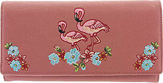 Size 1426 One Rosa Flamingo Geldbörse Wallet Banned 8HYqwz