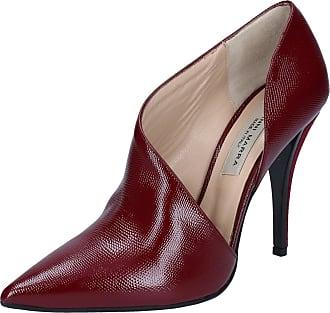 Chaussures Femme Gianni Bordeaux By792 Cuir Verni Bottines Marra gwgE8x