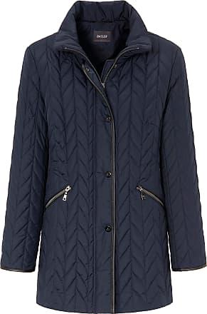 Basler Gewatteerde Thermofleece jas Van Blauw 161rwx0q