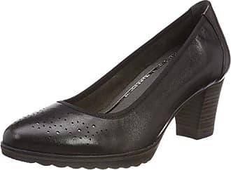 Escarpins black Tamaris Femme 22435 Leather 37 Eu Noir PHw5UwxnqC