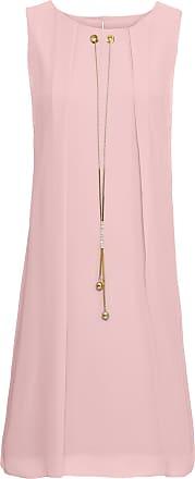 In Kleid Rosa Mit Bodyflirt Bonprix Von Ohne Boutique Accessoire Ärmel 8wN0OmnyvP