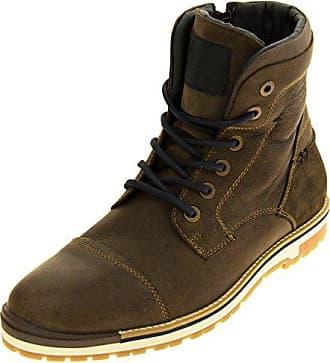 Eu 45 Herren Braun Studio taupe oliver Footwear top High S xzgqP
