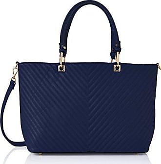 Ella 15x33x42 Bag Swankyswans Damen navy Blau Cm Stripe V Tote Blue qWWRp5z