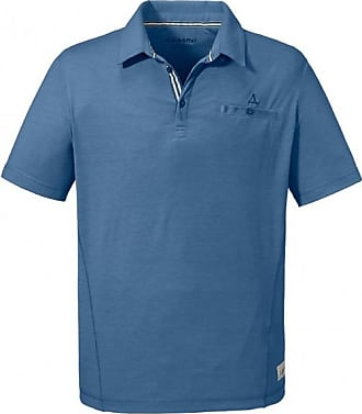 Für Blau Polo Kochel1 shirt Schöffel Polo Shirt Herren wz04xXT